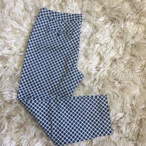Zac & Rachel Geo-printed pants